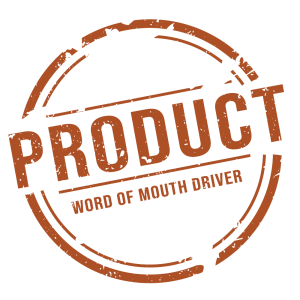 product wom driver